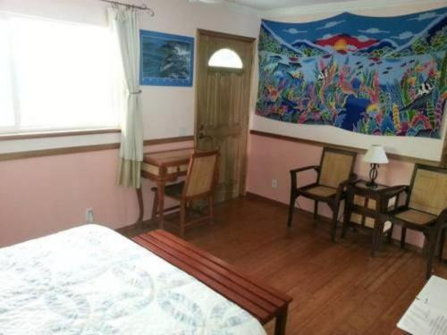 Naia Room(Dolphin);-Triple room-Ensuite-Oversized-Garden View - Naia Room(Dolphin);-Triple room-Ensuite-Oversized-Garden View