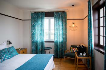 Le Madrid - Chambre Double ou Twin N°2