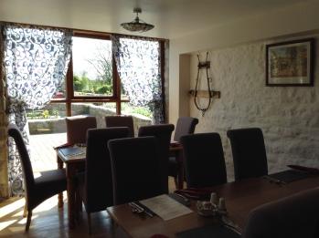 Granary Kitchen dining room