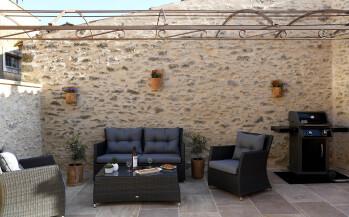 Terrasse pour les Hôtes