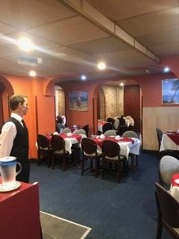 Guest Resturant- Waiter Service