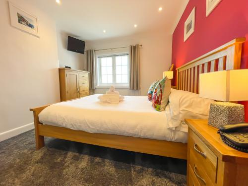 Double room-Deluxe-Ensuite-Sea View-Room 8  - Base Rate