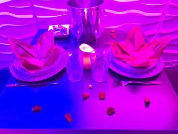 table haute pour manger et boire un verre