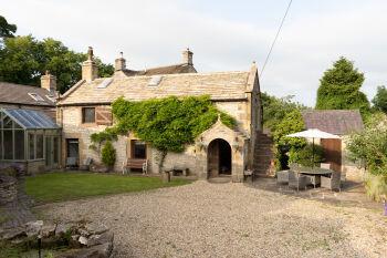 Church Barn - Porch Entrance