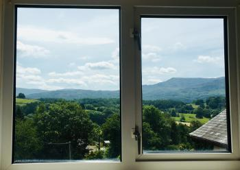 Coedlan - with superb views of Cader Idris - View