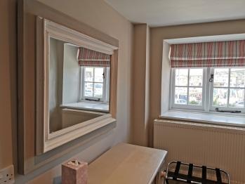 Harbor view double room