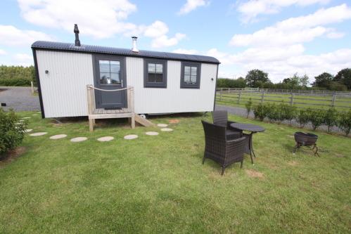 Suffolk Shepherd Hut