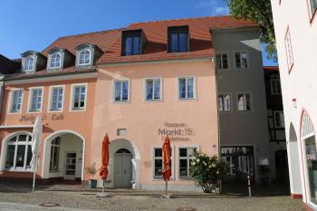 Willkommen im Markt 15 - Gästehaus & Rösterei