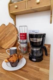 Enjoy a morning coffee!