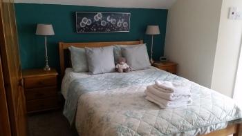 standard double en suite room