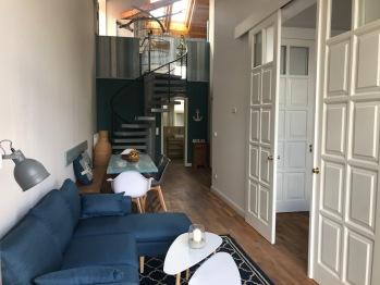 Apartment mit Terrasse-Apartment-Groß-Eigenes Badezimmer-Terrasse - Basistarif