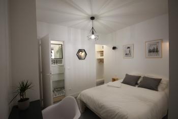 ❤️ Chambre avec vue sur la salle de bain / douche / wc