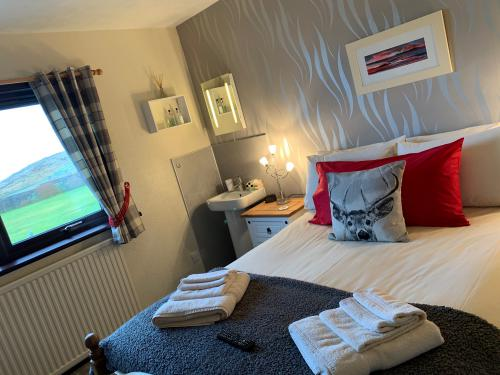 Classic-Double room-Ensuite-Sea View-Treshnish - Base Rate
