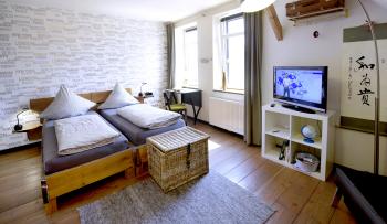 Doppelzimmer-Standard-Ensuite Dusche - Standardpreis