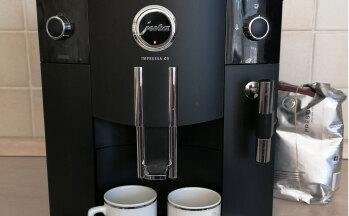 Kaffeevollautomat © Ferienwohnung Casa Belle Vacanze