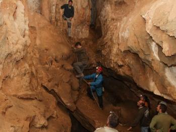 Cueva lóbrega
