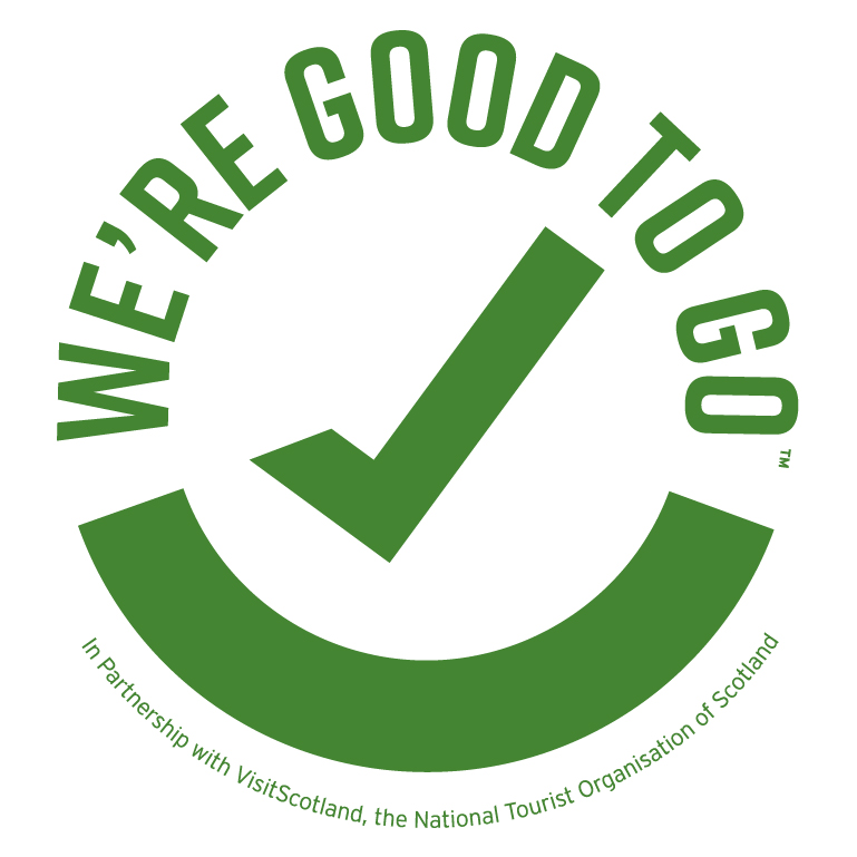 """We're Good to Go"" Industry Standard - In Partnership With Visit Scotland - Updated 22nd July 2020"