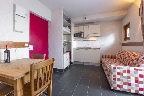 Appartement 103 avec Terrasse - Vue sur Mont Blanc