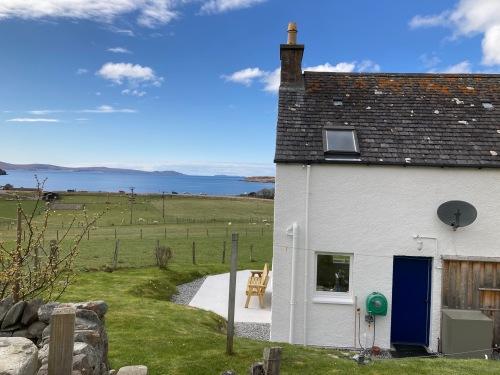 Rear of Croft Cottage