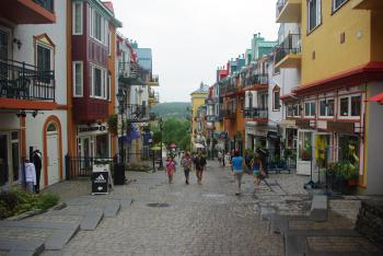 Shopping, Restaurant, Bar, Casino Mont Tremblant