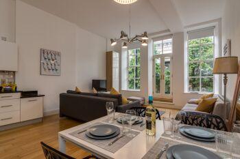 Central Belfast Apartments: Fitzrovia -
