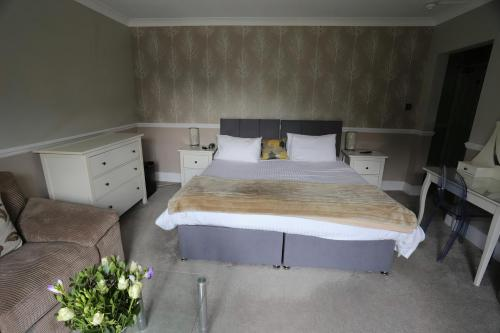 Deluxe-Double room-Ensuite with Jet bath