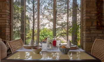 Sala colazione interna (Ex serra)
