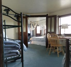 Double room-Ensuite with Shower-Family-Countryside view-Country Garden Suite