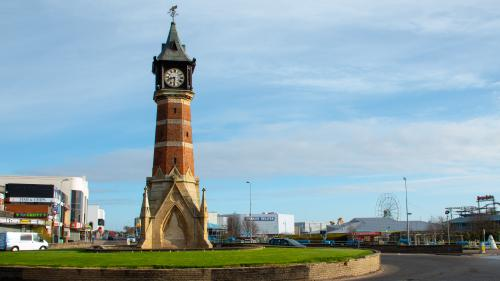 Skegness - Clock Tower