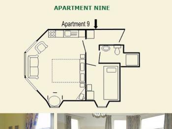 Apartment-Private Bathroom-Sleep 3