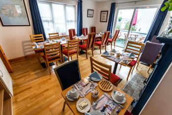 Seawinds Breakfast Room with Balcony