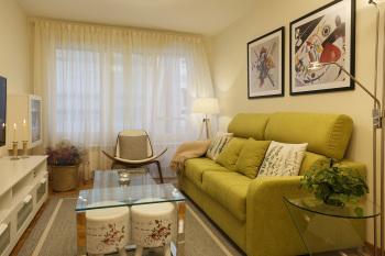 Apartamento en Ravachol - Vista del salón