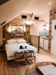 Sous les Toits 30 m² 2 pers