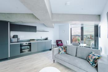 Hilltop Serviced Apartments- Deansgate -