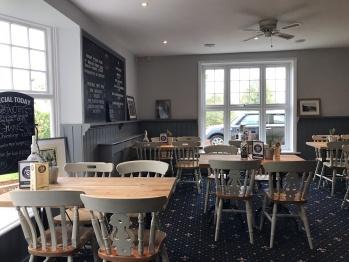 The Three Pickerels Restaurant