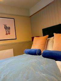 Room 5 is a cosy double room perfect for escaping the everyday distractions.