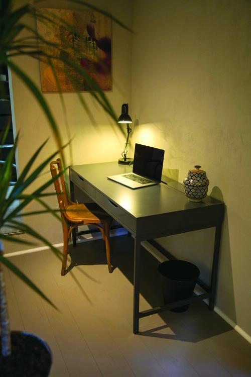 CABINE 01-Péniche-Appartement-Vue sur le canal-Salle de bain - Tarif de base