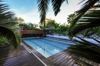 La piscine villa ioanes