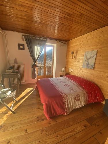 7-8-9-Double-Confort-Salle de bain et douche-Vue sur Montagne