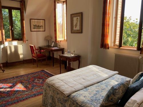 Cottage-Romantique-Douche-Vue sur Jardin - Tarif de base