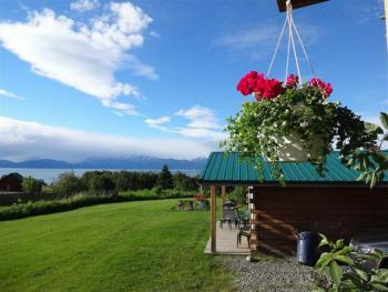 The view from your deck!