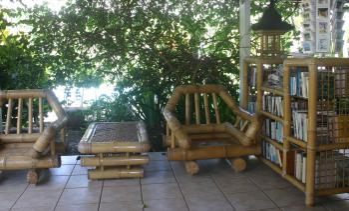 Réception côté bibliothèque