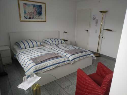 Doppelzimmer-Business-Ensuite Dusche