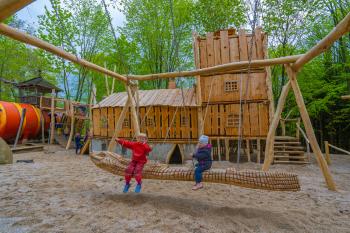 Spielplatz - Zwergenburg