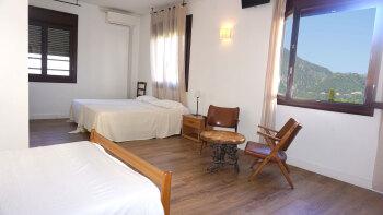Hotel Costa Verde - Chambres Quadruple