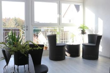 Wintergarten für alle Zimmer