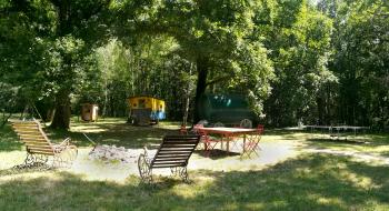 Campement des roulottes