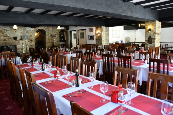 The Restaurant at The Weary Friar is available for use for private dining