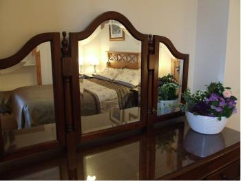 Double room with shared shower room facilities