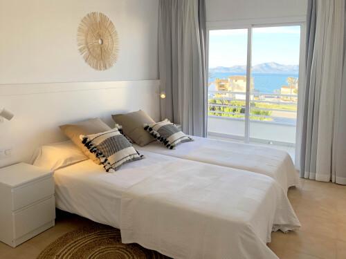Apartamento-Superior-Baño con ducha-Vista al Mar - Tarifa Base